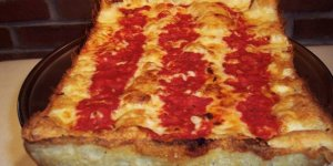 Michigan- Detroit-Style Pizza at Buddy's Restaurant, Multiple Locations